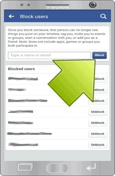 Facebook-id-block-unblock