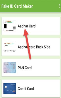 Fake-Aadhar-Card-Maker-App