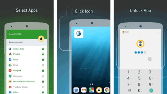 Norton-App-Lock